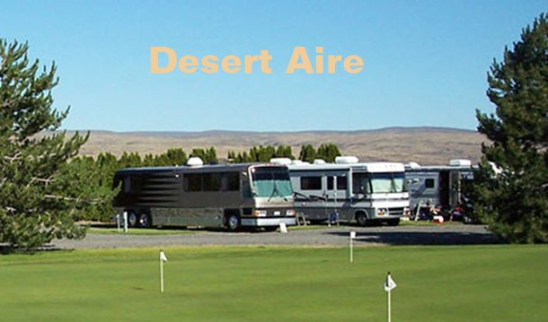 Northwest golf courses with RV camping - Inside Golf Newspaper